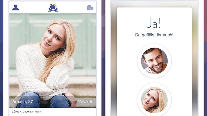 Frankfurt dating app